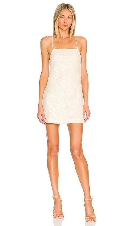 Retro Babe Sparkle Mini Dress Free People $148 NEW