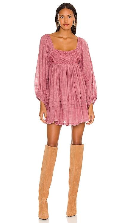 Ari Mini Dress Free People $128 NEW