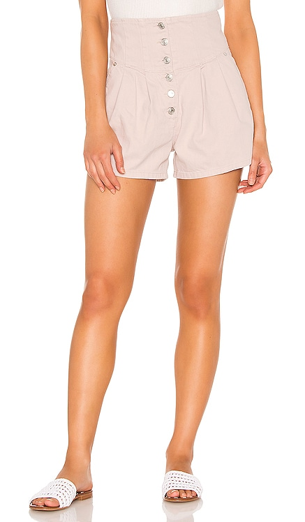 Paris Pleated Short Free People $78 NEW
