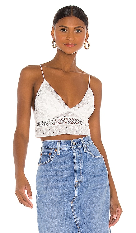 Carina Bralette Free People $48