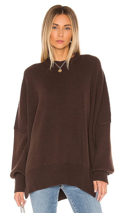 PULL OVERSIZED EASY STREET Free People $128