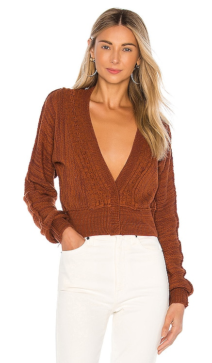 CÁRDIGAN MOON RIVER Free People $69
