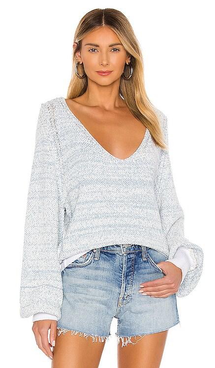 Riptide V Neck Sweater Free People $98 BEST SELLER