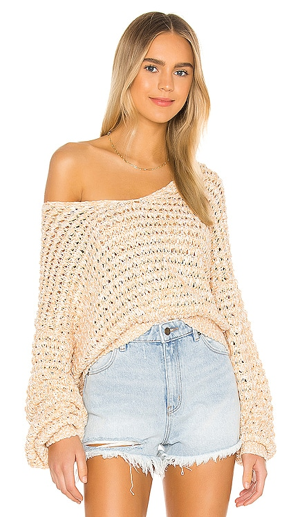 Coconut V Neck Sweater Free People $128