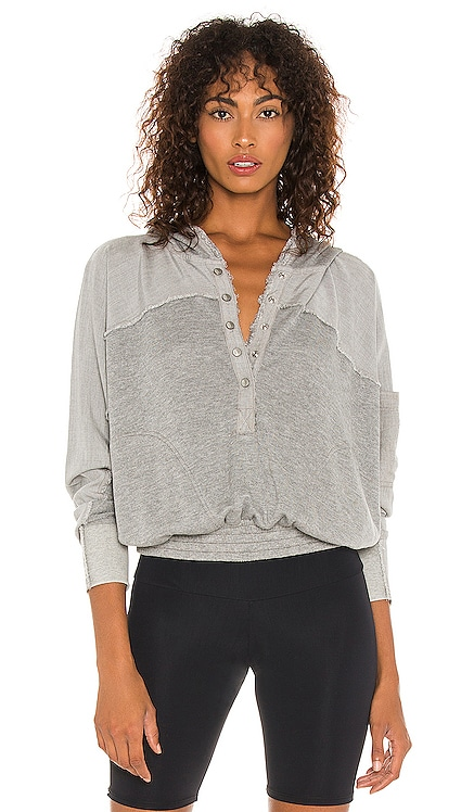 SWEAT À CAPUCHE WINDY MEADOW Free People $118