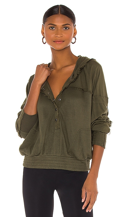 SUDADERA WINDY MEADOW Free People $118