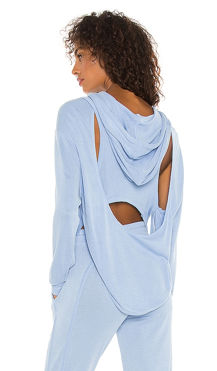 X FP Movement Back Into It Hoodie Free People $88