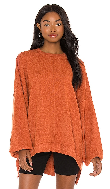 Uptown Pullover Free People $128 BEST SELLER