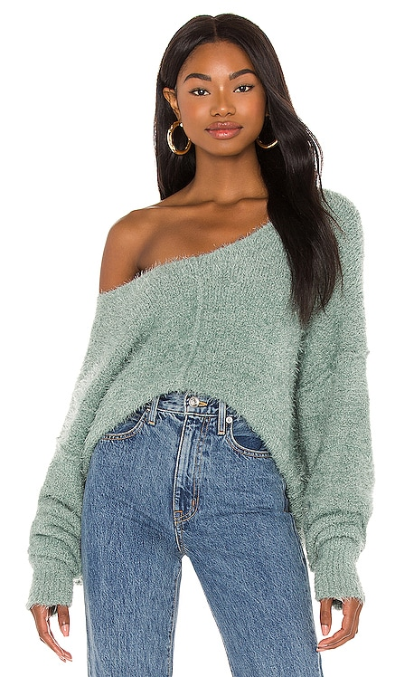 Icing V Pullover Free People $26 (FINAL SALE)