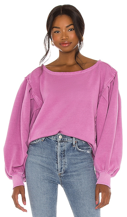 Rosey Pullover Free People $98 NEW