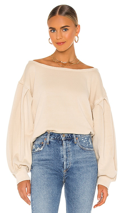 PULL ROSEY Free People $98 NOUVEAU