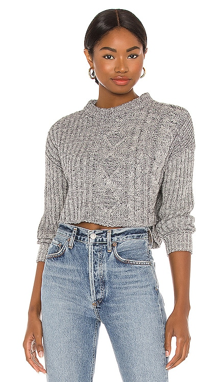 On Your Side Pullover Free People $98 NEW