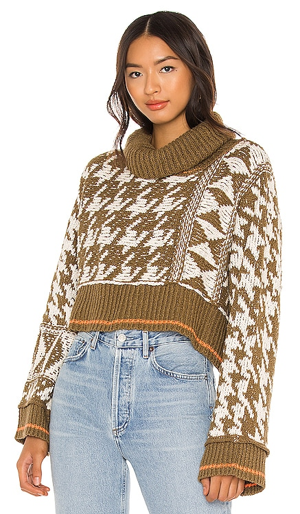 Jupiter Pullover Free People $148 NEW