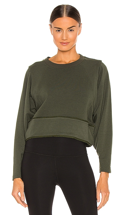 SWEAT WHERE THE WIND BLOWS Free People $78 NOUVEAU