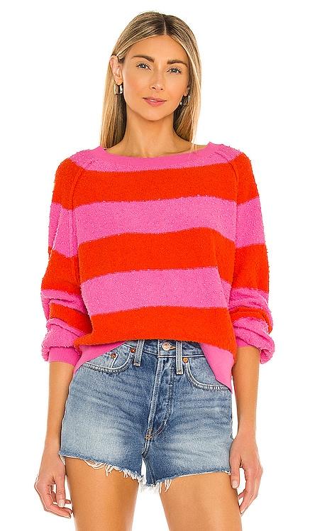 Found My Friend Stripe Pullover Free People $98 BEST SELLER