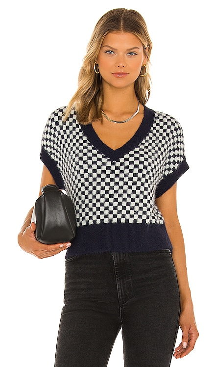 Through The Motions Top Free People $78 NEW