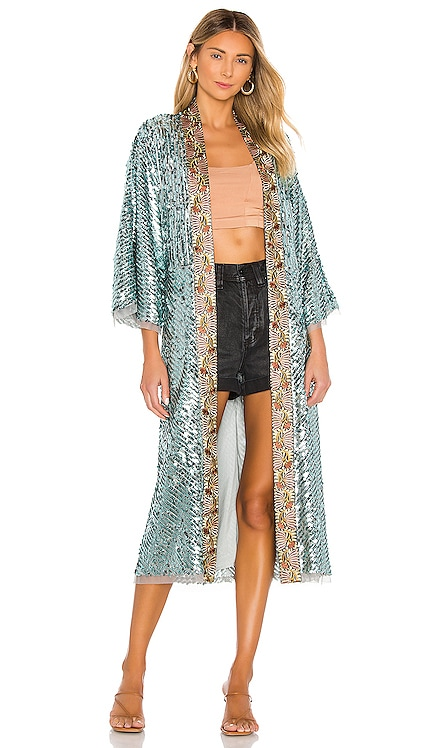 Light Is Coming Duster Free People $298 BEST SELLER