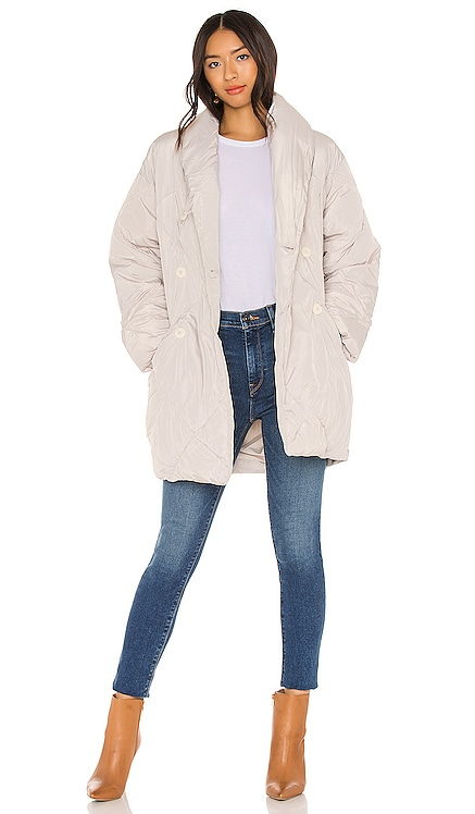 Ella Puffer Jacket Free People $168