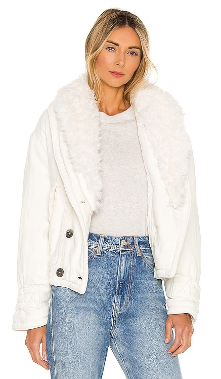 Georgie Jacket Free People $198 NEW