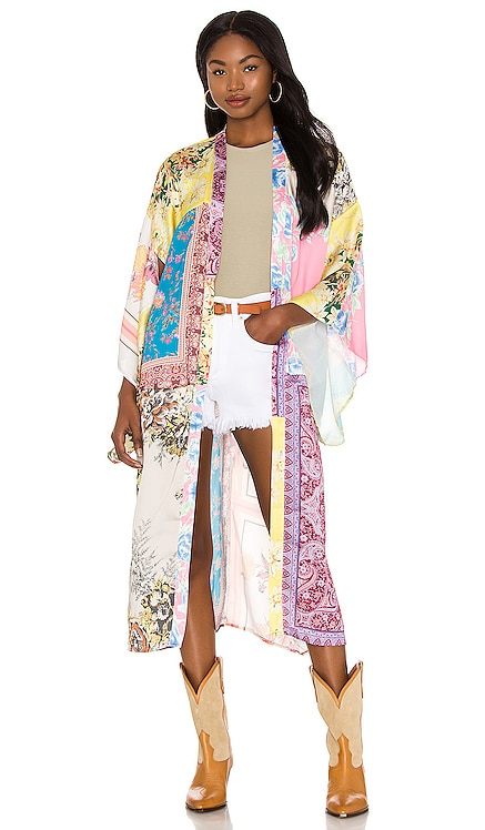 Patched With Love Robe Free People $110