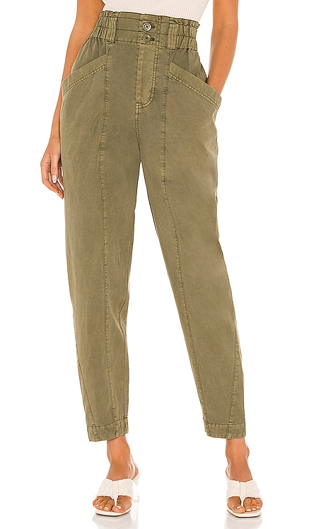 Ready To Run Cinch Waist Pant Free People $98