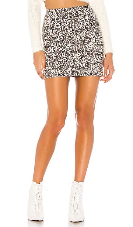 Modern Femme Novelty Skirt Free People $60