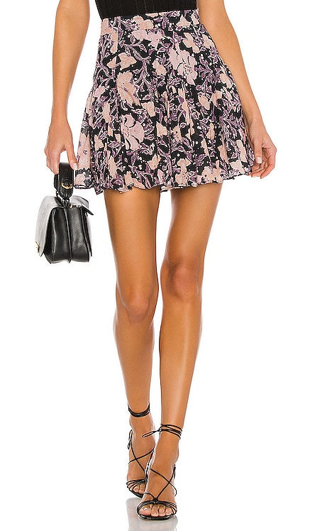 End Of The Island Godet Skirt Free People $78
