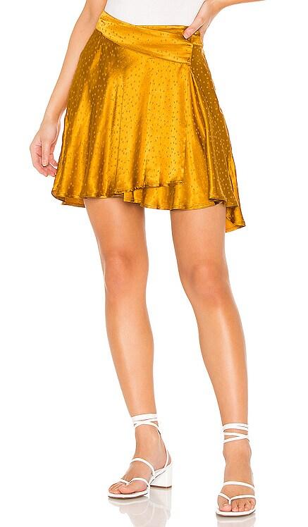 Starstruck Mini Skirt Free People $60 NEW