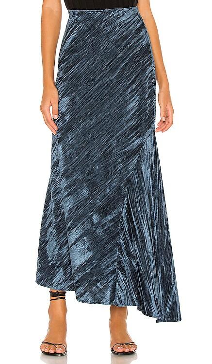 Noa Velvet Slip Skirt Free People $47