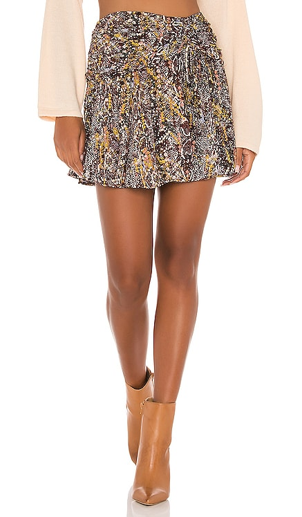 Saturday Sun Mini Skirt Free People $78