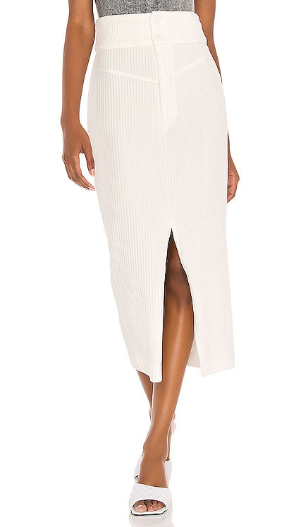 Roxy Rib Pencil Skirt Free People $78