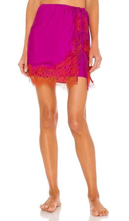 All Tied Up Half Slip Skirt Free People $58