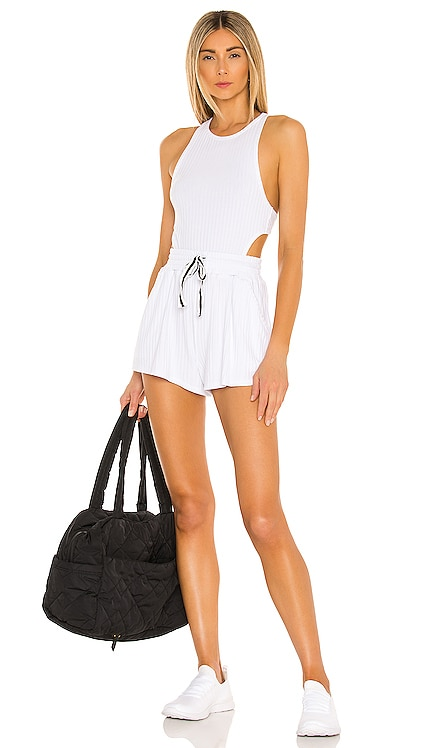X FP Movement Blissed Out Romper Free People $78 NUEVO