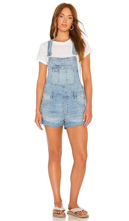 Baggy Shortall Free People $108