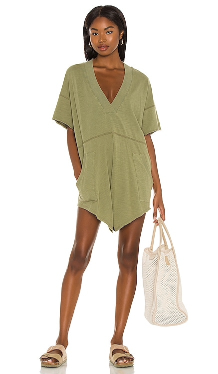 Why Not Romper Free People $88