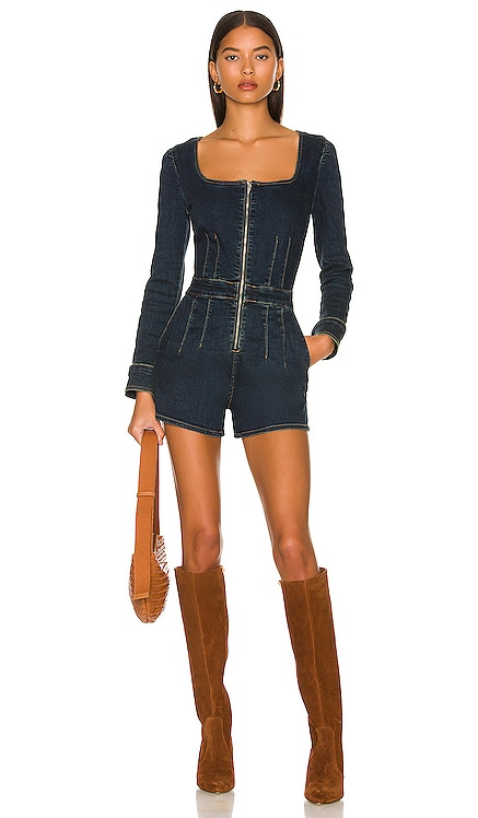 CRVY High Society Playsuit Free People $148 NEW
