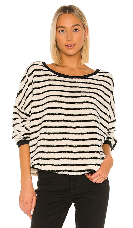 Breton Striped Pullover Free People $98 BEST SELLER