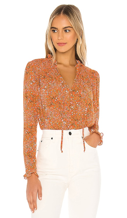 X REVOLVE Lela Blouse Free People $98 BEST SELLER