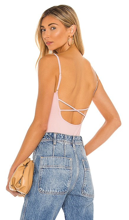 Strappy Basique Bodysuit Free People $40