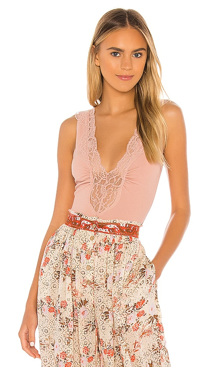 First Call Bodysuit Free People $50