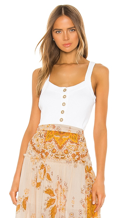 TOP SIN MANGAS BRIDGETTE Free People $48