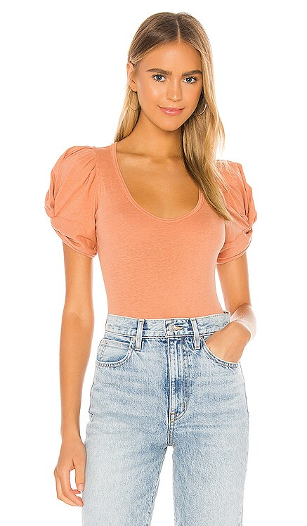 Ava Bodysuit Free People $48 BEST SELLER