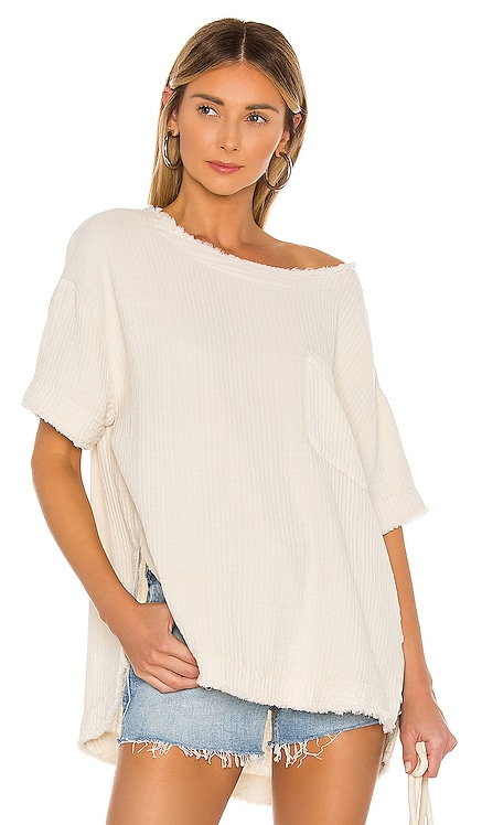 T-SHIRT PALO ALTO Free People $68 BEST SELLER