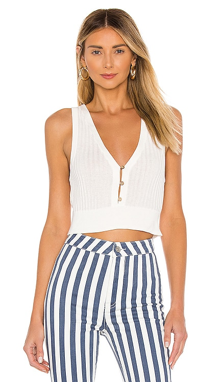 Saturday Morning Crop Top Free People $38 BEST SELLER