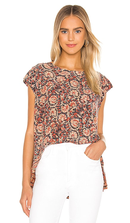 High Tide Tee Free People $68 NEW ARRIVAL