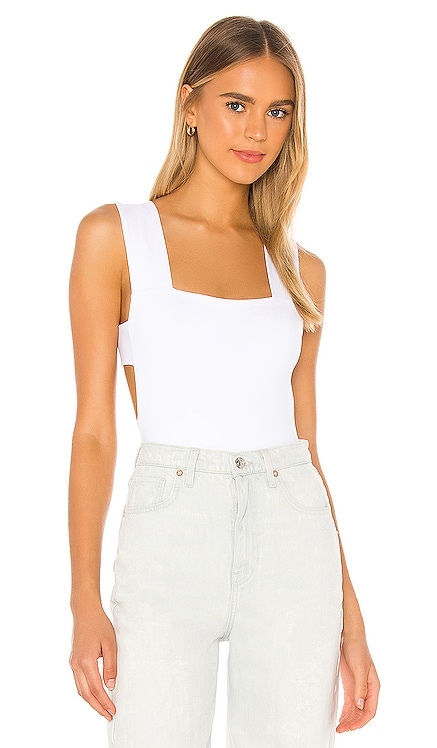 Oh She's Strappy Bodysuit Free People $50 NEW ARRIVAL