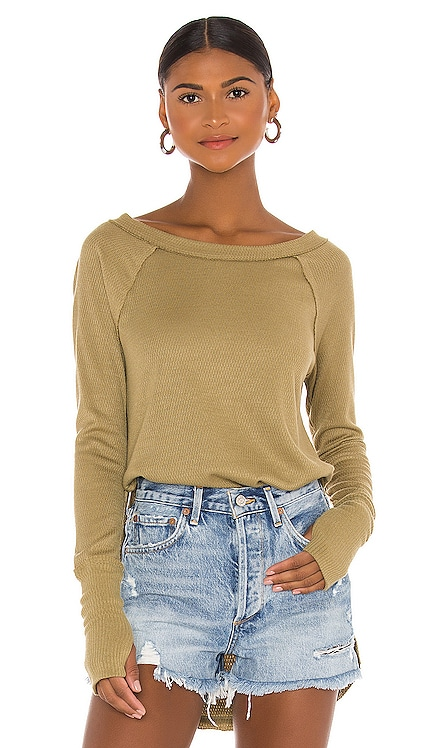 Snowy Thermal Free People $78 BEST SELLER