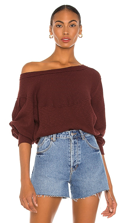 OG Long Sleeve Tee Free People $78