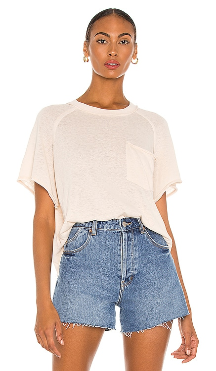 Kyoto Tee Free People $58 BEST SELLER