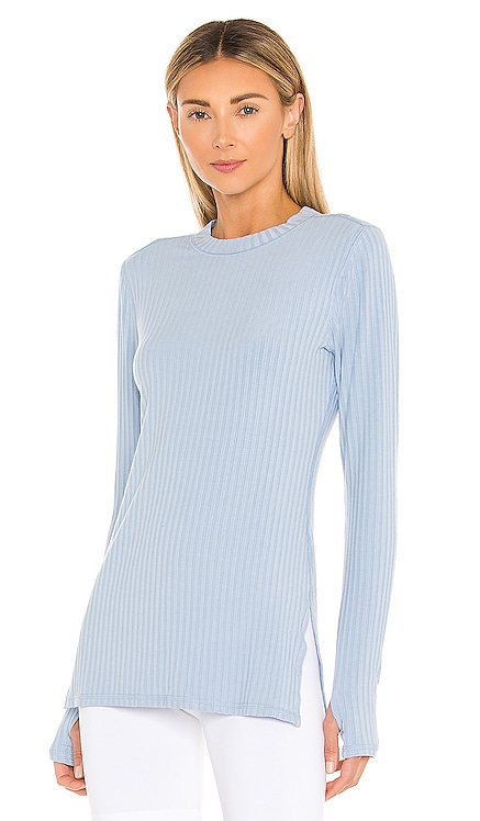 MANCHES LONGUES BLISSED OUT Free People $58